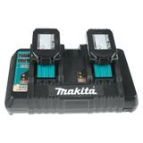 18V LXT LITHIUM-ION DUAL PORT RAPID OPTIMUM CHARGER