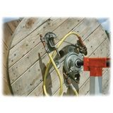 CABLE REEL GROUNDING SET