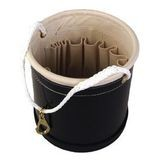 "12"" X 12"" BLACKWRAP MULTI-POCKET TOOL BUCKETS"