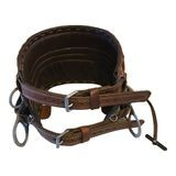 2107M BROWN BODY BELT