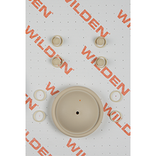 "Wilden Wet Repair Kit, 0.5"" Clamped Metal, Hytrel"