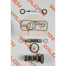 "Wilden Air Repair Kit, Pro-Flo SHIFT 1.5""-2"" Metal/Plastic Clamped/Bolted"