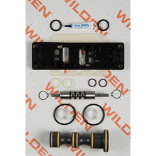 "Wilden Air Repair Kit, Pro-Flo Shift 1.5""-2"" Plastic, Clamped/Bolted"