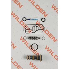"Wilden Air Repair Kit, Pro-Flo 0.5"" Metal/Plastic, Clamped/Bolted"