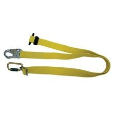 ADJUSTABLE WEB LANYARD