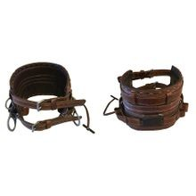 2107M BROWN BODY BELTS