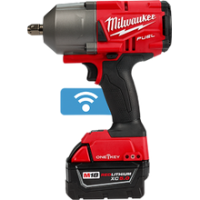 M18 FUEL™ w/ ONE-KEY™ High Torque Impact Wrench 1/2