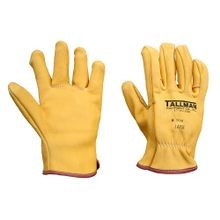 DRIVERS STYLE BUCKSKIN WORK GLOVES