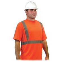 ORANGE HIGH VISIBILITY T-SHIRTS