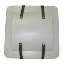 RIGID PLASTIC BUCKET COVERS