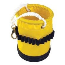 YELLOW VINYL AMPACT BAG