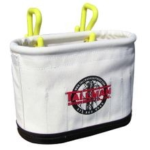 CANVAS OVAL TOOL BUCKET