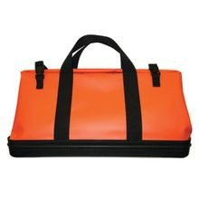 ORANGE VINYL GEAR BAG