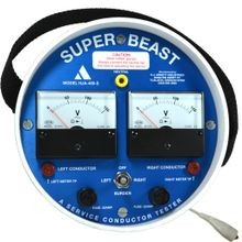 SUPER BEAST 20 AMP Service Conductor Tester