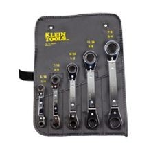 RATCHETING BOX WRENCH SETS