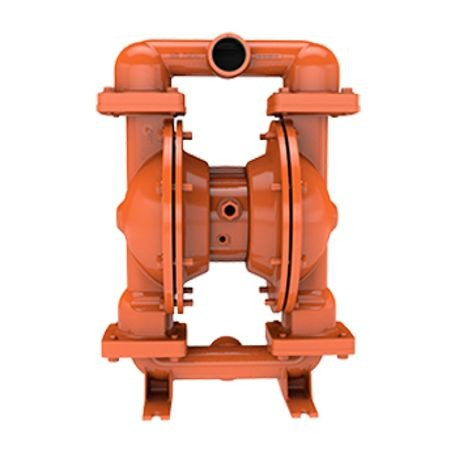 "Wilden AODD Pump, 2"" Pro-Flo, Bolted Ductile Iron, Threaded, w/ Santoprene"