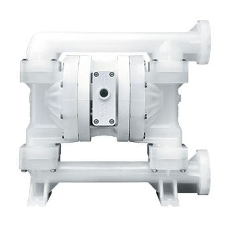 "Wilden AODD Pump, 1"" Pro-Flo, Bolted PVDF, ANSI w/PTFE"