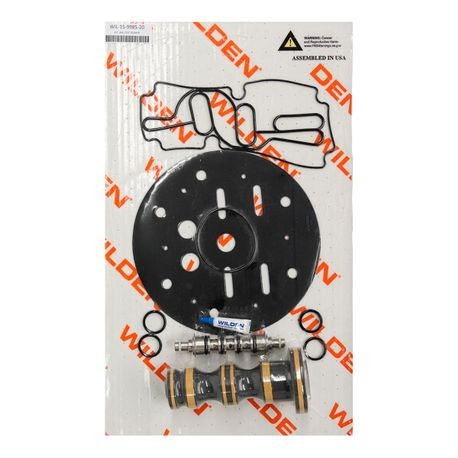 "Wilden Air Repair Kit, Pro-Flo 3"" Metal Clamped"