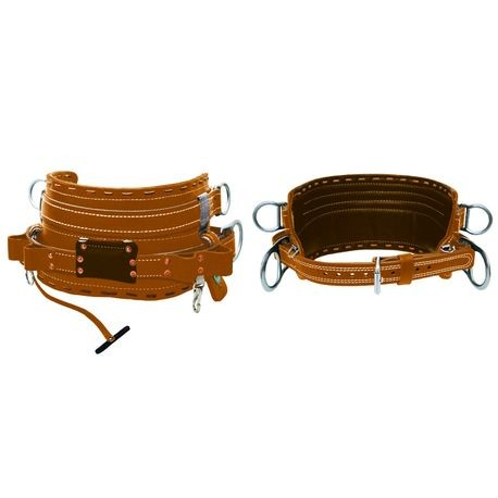 2100M BROWN BODY BELT