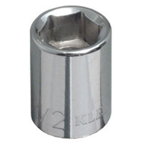 "1/2"" DRIVE 6-POINT Standard Socket"