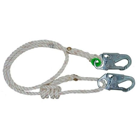 ADJUSTABLE 6' ROPE LANYARD