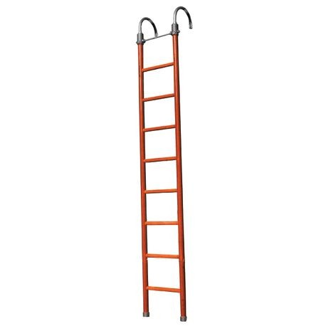 HEAVY DUTY SWIVEL HOOK LADDERS