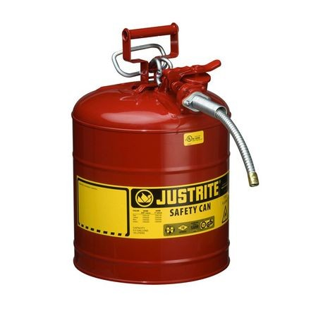TYPE II ACCUFLOW STEEL SAFETY CAN - 5 GAL